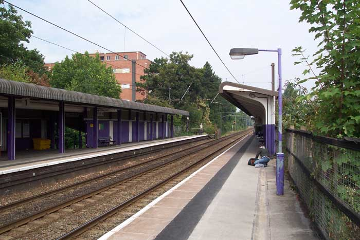how to get to cadbury world by train