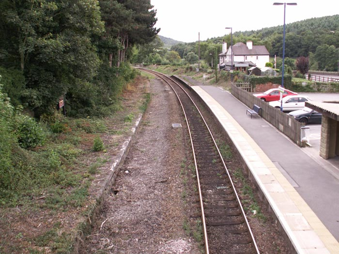 Whatstandwell Station Car Park
