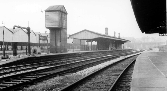 Hockley station (Frank Jennings)