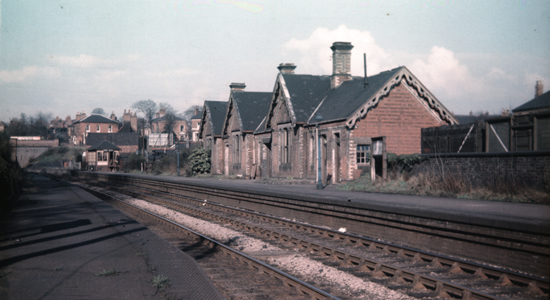 Kings Heath station 1956 (DJ Norton)