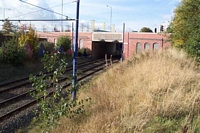Bilston Central station site towards Priestfield