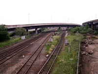 Bromford Bridge station to Birmingham