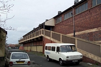 All Saints Road goods warehousing