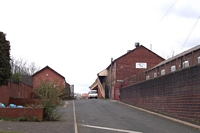 All Saints Road warehousing