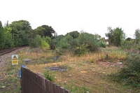 Redditch station goods yard site, Pound Meadow