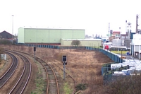 Rood End sidings