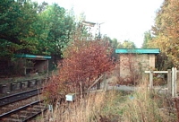 Smethwick West abandoned station site