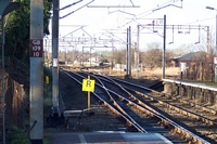 Stechford station branch to Cross-City line