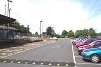 Stourbridge Junction station car park