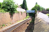 Stourbridge Town branch to Stourbridge Junction
