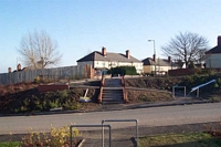 Tipton Five Ways station site
