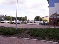 Wednesfield station site
