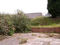 Willenhall station remains