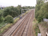 Wood Green station towards Darlaston