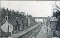 Moseley Station 1908