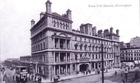 Snow Hill station, Great Western Hotel