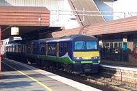 321431 at Birmingham International en route to Rugby
